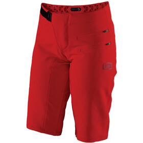 100% Airmatic Shorts Damer, red
